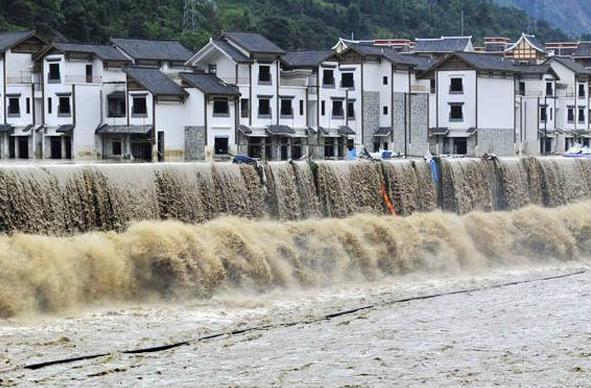 洪水致房子倒塌怎么办?洪水房子倒塌国家有没有补偿?