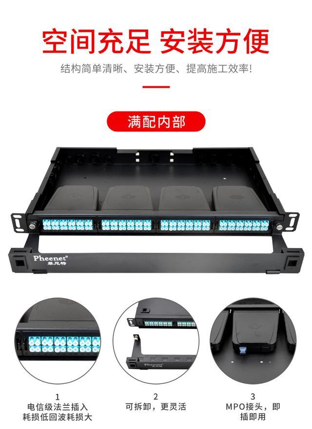 光纤熔接盒盘线方法