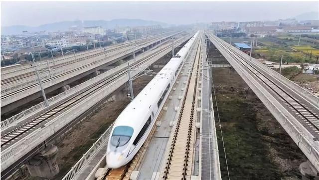 关于沪嘉甬高铁350跨钱塘江铁路走向_townenterprise_新浪博客