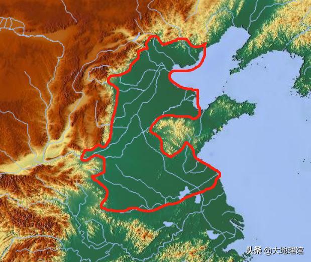 """地图看""""亚洲十大平原"""":俄罗斯面积最大,中国平原人口最多"""