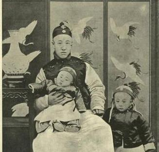 溥仪之父末代摄政王载沣隐退之后生存之道