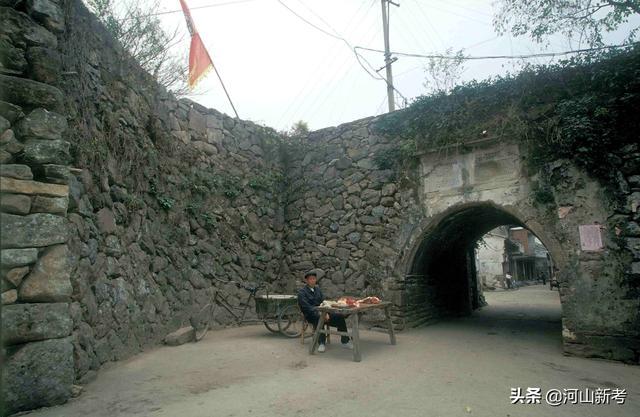 桃渚古城,留下的历史气息