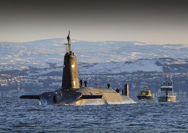 太尬了,英国军队想升级核导弹,国防大臣竟直接找美国人要钱