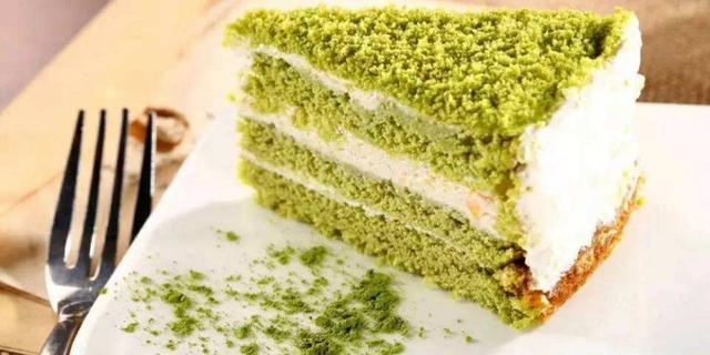 四款抹茶蛋糕,選擇你最想吃的,看你這生缺少的是什么