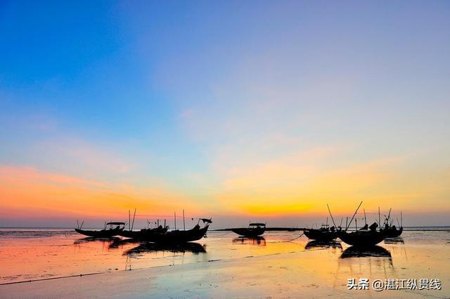 湛江七个海鲜码头图片