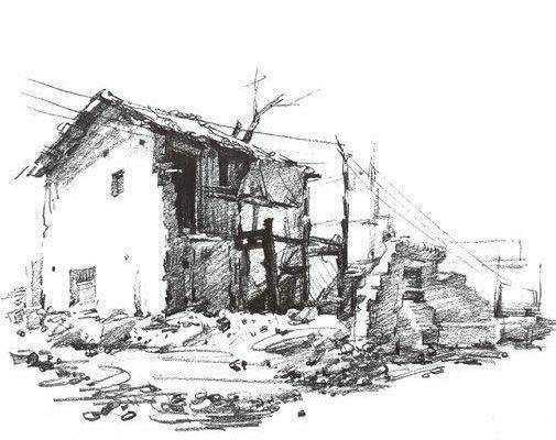跃然纸上:来自艺术家 Lolo Wagner 城市速写画作