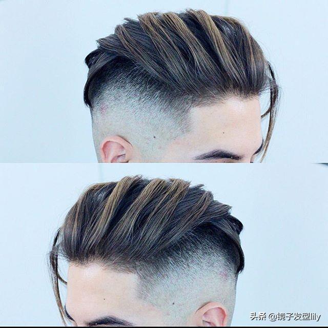 """""""新男神""""发型18款,一看就很有型,时尚男士都在剪"""