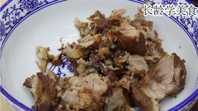 威县剔骨肉饼卷图片