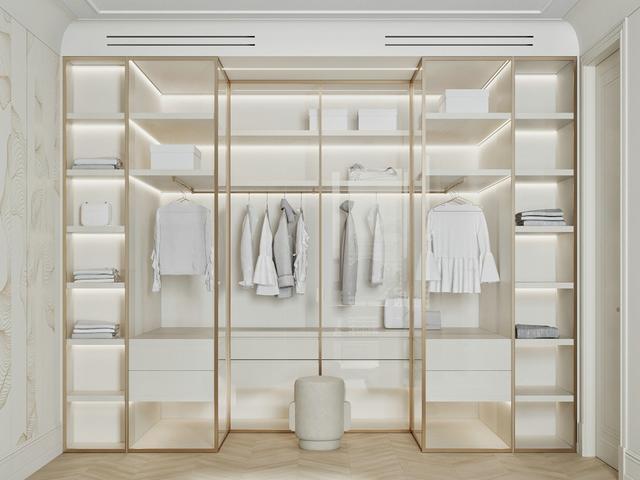 装修干货|成品衣柜和定制衣柜的区别,看看你家适合哪一种