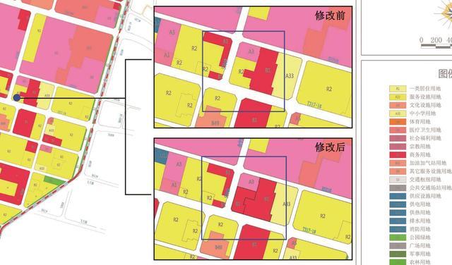 兰州城关区这97亩土地属性调整,由居住用地变为商业用地