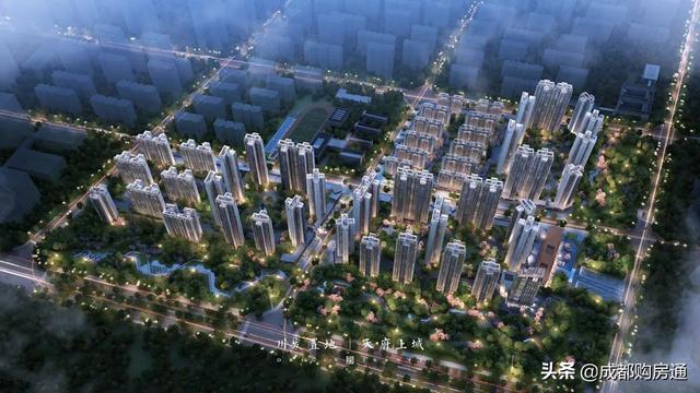 城南刚需住宅 天府新区精装住宅 单价11000直接认购-成都房屋出售