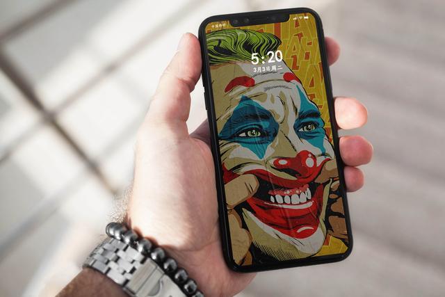 抖音伤感文案配图小丑