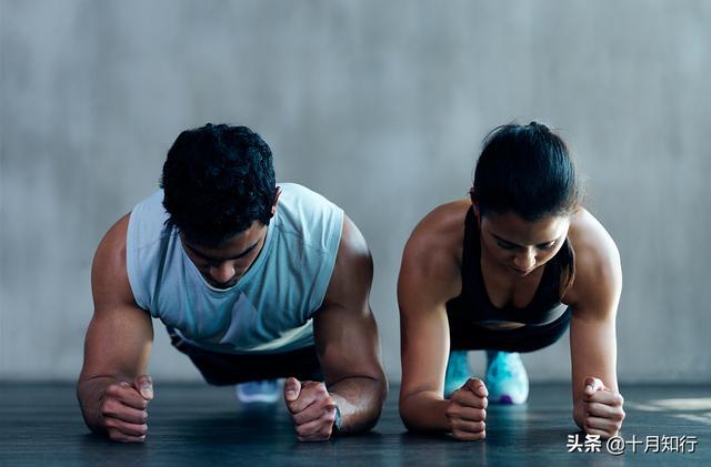 練好核心是練出好身材的基礎,7個動作,從零出發提高核心能力