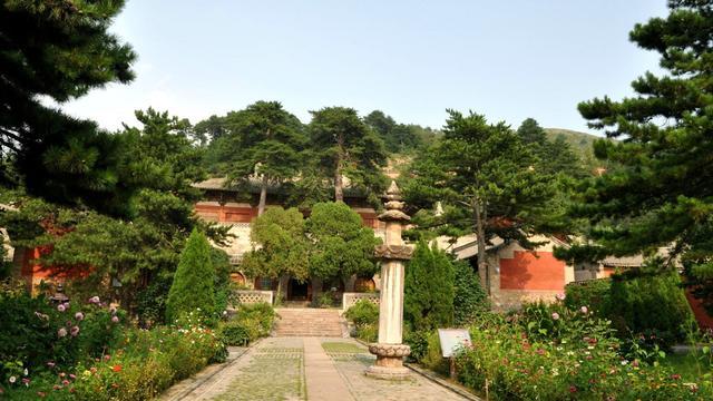 中國歷座寺廟之亞洲第一古建佛光寺