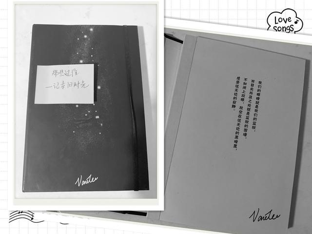 手绘相册diy手工粘贴式纪念册创意情侣可以写字的影集本生日...