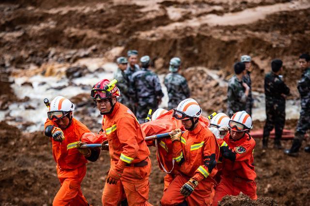 盘点历年特大山体滑坡灾难:因素多样没有安全期