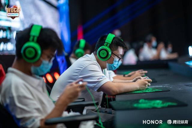 2020WUCL南部大区赛深圳打响,合力政府打造校园电竞赛事标杆