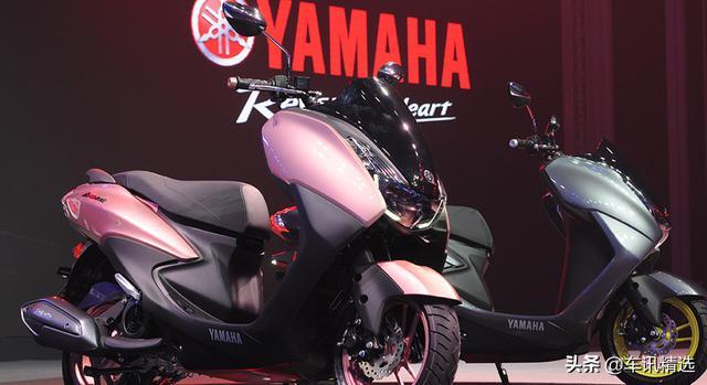 本田踏板摩托车