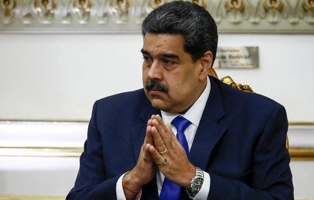撕下最后一张遮羞布,英国公然赖掉委内瑞拉黄金,还说归委反对派