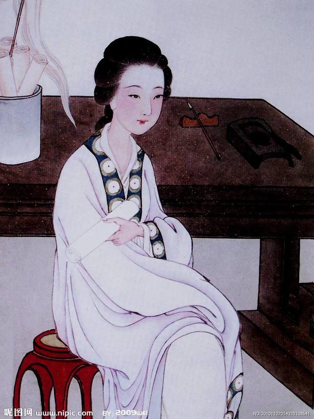 聊斋故事——春画