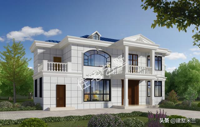 4米x10米宅基地设计图