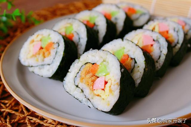 别再花二十多元买寿司醋了,做法简单,照样好吃,关键是太省钱