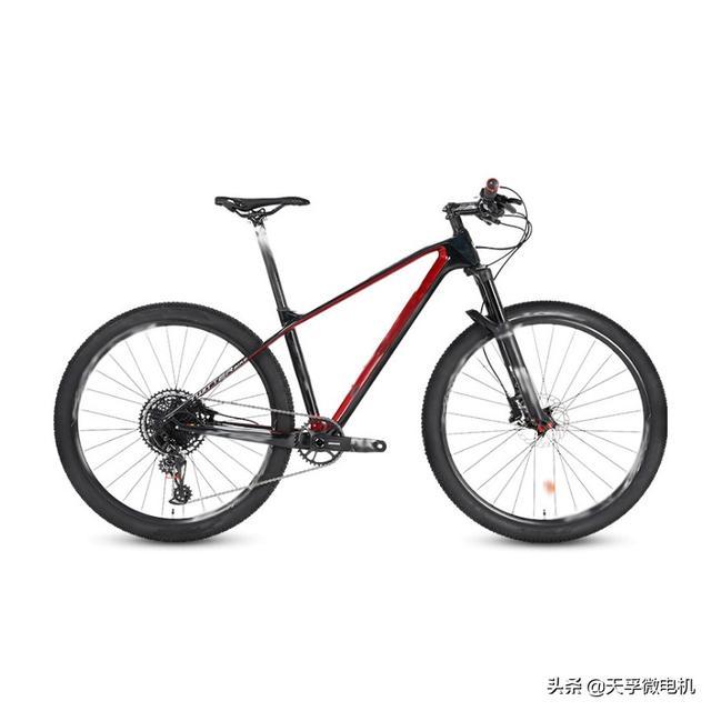 微型減速電機在山地自行車變速器的應用