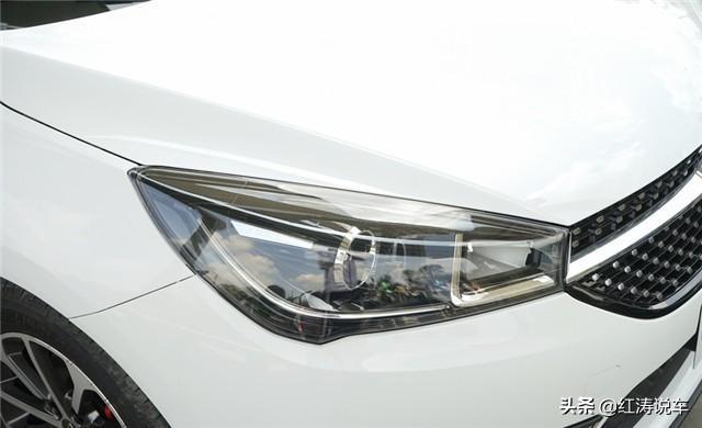奇瑞又一新车,艾瑞泽5运动版6.59万元起,漂亮动感有实力