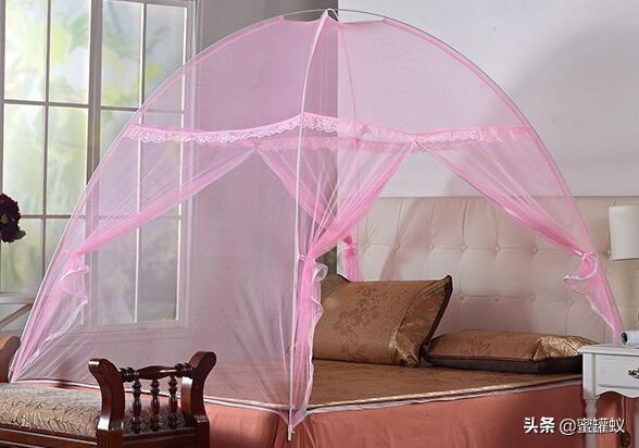 蚊帐介绍与折叠方法