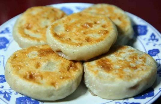 正宗潮汕猪肉饼图片
