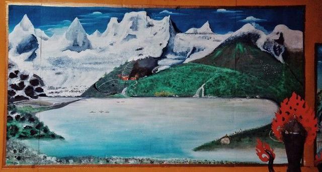 西藏风景图片高清壁纸