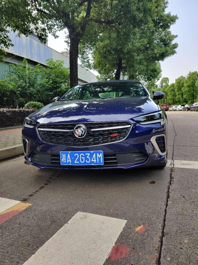 【别克2017款君威GS 2.0T自动豪华型28T】... _图片 – 新浪汽车