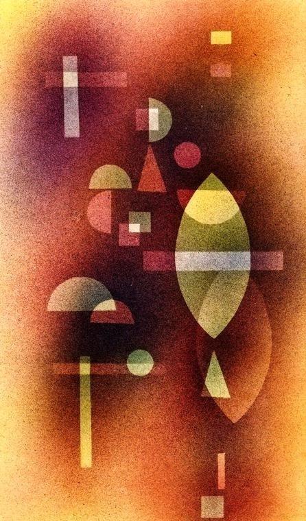 马克罗斯科Mark Rothko抽象油画作品