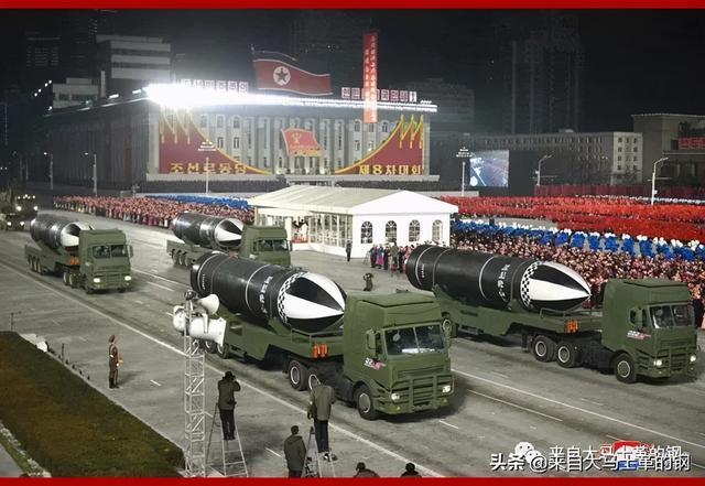 朝鲜有哪些厉害的导弹