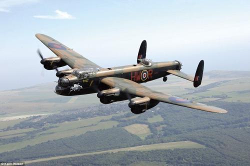二战主力战机总览——英国(四),轰炸机篇