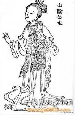 中国史上最淫荡的公主是谁?是唐朝的太平公主,还是汉朝的长公主