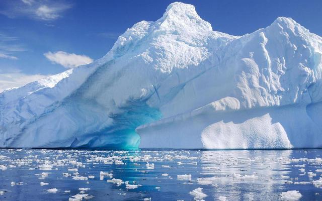 当科学家们对南极进行考察的过程中,发现了一个让人很震惊的现象