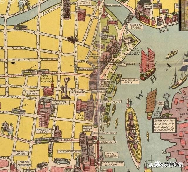 上海浦东地图全图