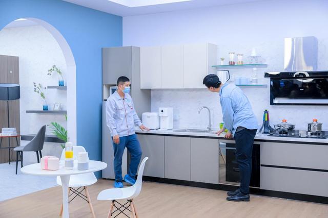 想装修厨房怕麻烦?海尔食联网厨房焕新联盟从设计到送装一站搞定