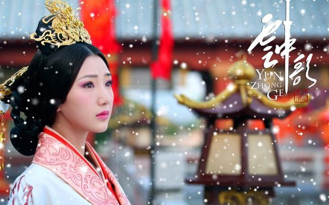 毛晓彤甄嬛传剧照 霸占荧屏成当家花旦_手机搜狐网