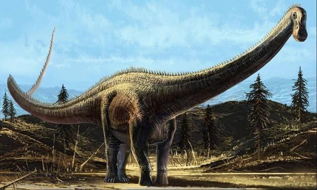 世界最大恐龙排行榜,易碎双腔龙体重可达220吨-第5张图片-IT新视野