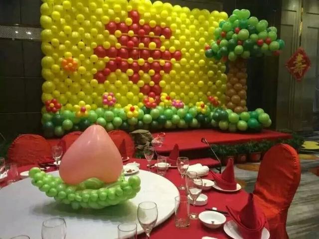 气球过生日