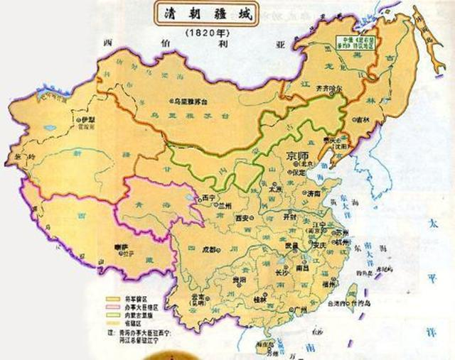 《中国高清地图》组图,建议收藏