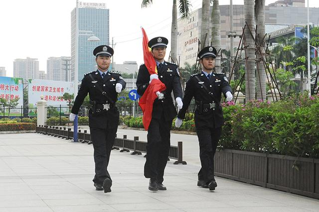 2019北京幾點升國旗時間表