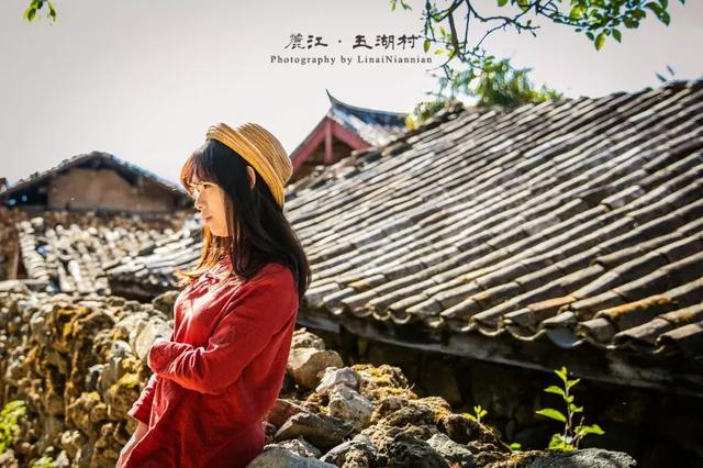 丽江纳西族文化图片