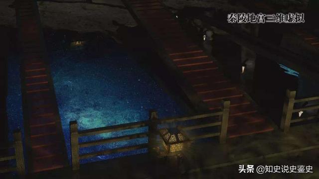现代科技证实,秦始皇陵地宫中确实有大量水印