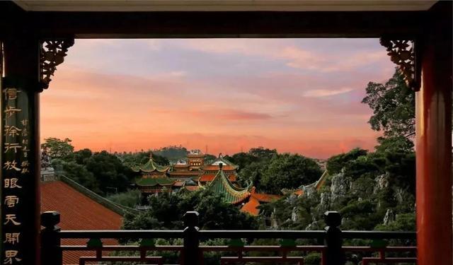 广州番禺夜景图片