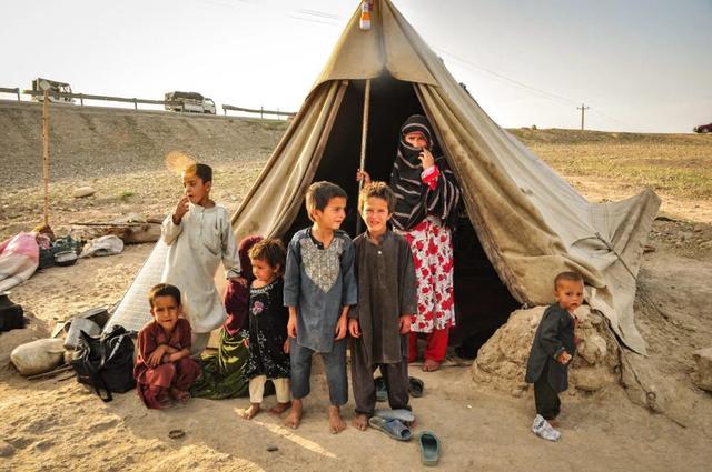 约一千万阿富汗人患新冠肺炎,阿可能爆发人道主义危机