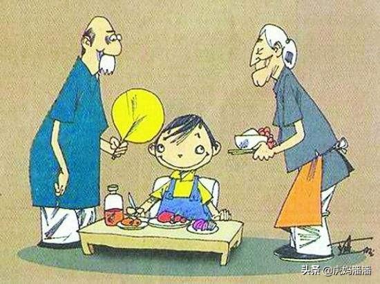 """老人太宠溺孩子,父母该如何给娃""""立规矩""""?"""
