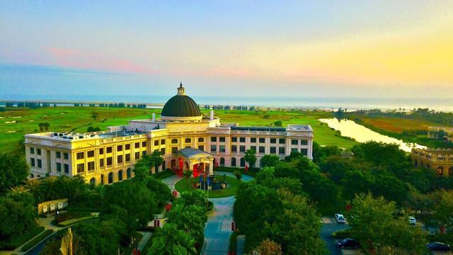 大连红旗谷高尔夫酒店 Red Flag Valley Golf Hotel预订 - 马蜂窝